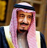 Salman ibn Abd al-Aziz Al Saud - König und Premierminister Saudi-Arabien