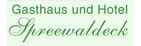 Logo Gasthaus Spreewaldeck