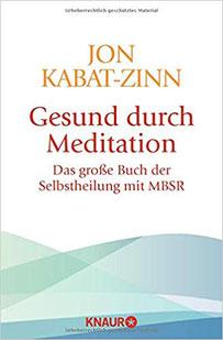Gesund durch Meditation Buchempfehlung depressionein.de