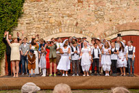 31.08.2014 Ritterlager-Modenschau