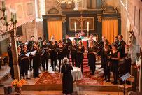 27.06.2014 Sommerkonzert des Kammerchors der Uni Erfurt