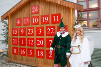 29.11.2014 1. Adventswochenende in der Region Sömmerda