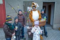 03.04.2015 Ostereiersuche in Wenigensömmern
