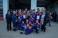 30.05.2015 Kreismeisterschaft FFW in Weißensee