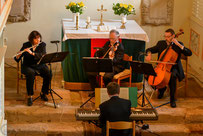 04.05.2014 Konzert in der Schlosskapelle Beichlingen...