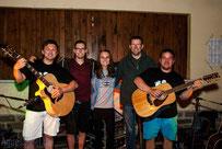 22.06.2013 Simple Man und LoSt zur AcousticNight in Orlishausen