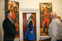 04.05.2014 Museumseröffnung Hohes Haus Schloss Beichlingen