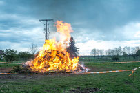 30.04.2015 Maifeuer m Weimarer Land