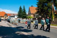 07.07.2013 Kreisschützenfest und Schützenfest in Kleinneuhausen