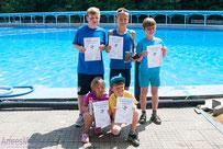 13.07.2013 Aquarun im Waldschwimmbad Rastenberg