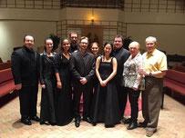 Music Festival in Florida with German violinist Lea Birringer