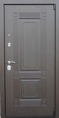стальная дверь железнодорожный