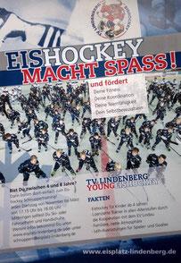 Eishockey macht Spaß! Alle Infos findet ihr hier.