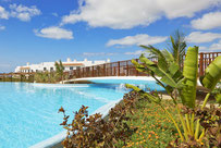 Pool Melia Dunas Beach Resort & Spa Kapverden