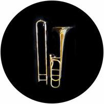 Kaufen Sie Ihre individuelle Posaune im Musikhaus Schmid in Neubrunn oder im Onlineshop für Metallblasinstrumente von Musik Schmid.