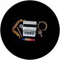Neben diversen Metallblasinstrumenten erhalten Sie im Musikhaus Schmid in Neubrunn auch verschiedene andere Instrumente.