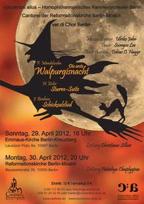 Mond, Hexe, Hexenritt, Walpurgisnacht