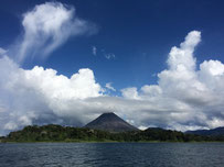 Volcán y Lago Arenal