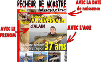 pecheur de poisson monstre