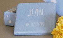 Boîte à dent de lait Pois Nara Porcelaine