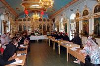 Совещание духовенства Азовского благочиния 17.05.2013 г.