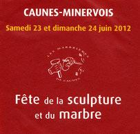 Caunes-Minervois 2012