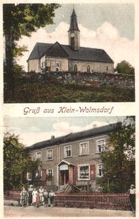 Bild: Seeligstadt Kleinwolmsdorf