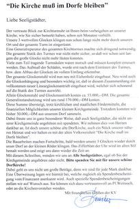 Bild: Teichler Seeligstadt Chronik 1999