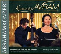 """Die aktuelle CD """"Klangbrücken zwischen den Kulturen"""" ist am Konzertabend erhältlich"""