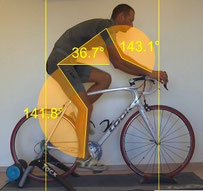 analyse posturale cyclisme
