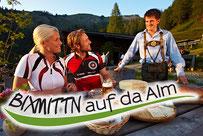 Almwandern Grossarltal - © www.grossarltal.info