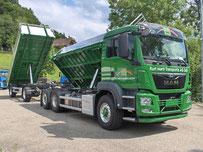 Kippbrückenaufbau - Alois Birrer AG Fahrzeugbau Hofstatt