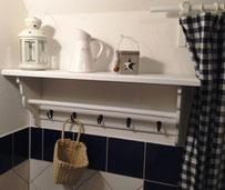 Eine liebevolle Ausstattung auch im Detail finden Sie überall im Haus.