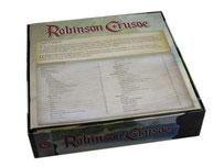 folded space insert organizer robinson crusoe