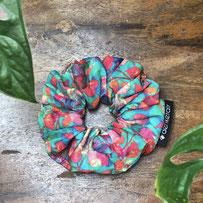 veganes haargummi scrunchie