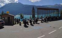 Gourmet Motorradreise Tag 1