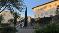 Appenino Motorradreise Tag 1 Toskana