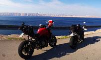Gourmet Motorradreise Tag 2
