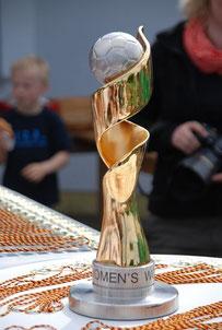 Mobile Fussballschule Sandra Minnert Fussballcamp WM Pokal