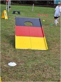 Mobile Fussballschule Fussballgolf Sandra Minnert Fussballcamp in Hessen