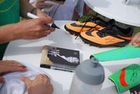 Mobile Fussballschule Autogrammkarten Sandra Minnert Fussballcamp Hessen