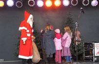 Weihnachtstruck Programm