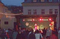 Weihnachtstruck Roadshow Tour