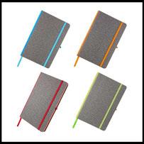 Libretas promocionales, Libretas Personalizadas, Libretas Publicitarias, Libretas con logotipo, Promocionales Alexa