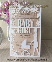 Invitaciones Babyshower