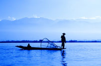 Inle-See, Shan Staat