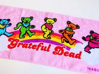 GRATEFUL DEAD タオル