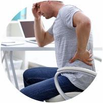 Auslöser für Stress kann Lärm sein.