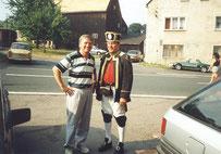 Bild: Teichler Anton Hofer und Christian Findeisen Wünschendorf