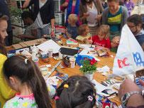 LS-Kinderfest 2016.  Foto: LichtwarkSchule gUG, Dr. R. Palte